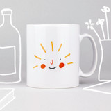 'Sending you sunshine' Mug