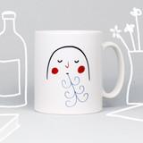 'Just breathe' Mug