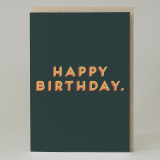 """Happy Birthday""Card"