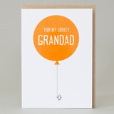 Balloons Gran Dad Card