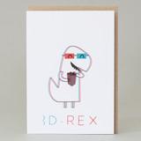 3D-Rex Card