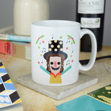 'Its Christmas' Music Mug