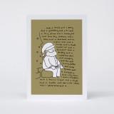 I Want…' Christmas Card