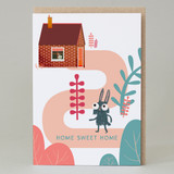 'Home sweet home' Forest Walk Card