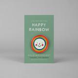 Happy Rainbow Pin (Limited Edition)