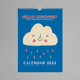 2022 Happy thoughts calendar