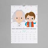 2022 Film Club calendar