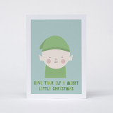 'Have Your Elf a Merry Christmas' Card