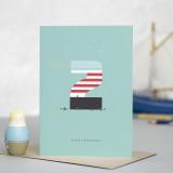 Lighthouse Age 2: Birthday Card