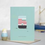 Lighthouse Age 6: Birthday Card