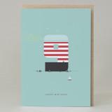 Lighthouse Age 9: Birthday Card