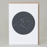 'Pegasus' Astronomy Card