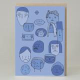 'Sad Day' Card