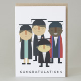 'Congratulations' Graduation Group Card