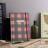 'Lucky Pine Sawmill Logbook' Sketch Book