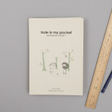 Hole In My Pocket Sketch Books Volume 1