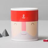 Ship's Captain Mug