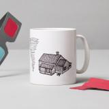 'No place like home' Film Club Mug