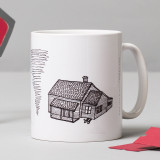 'No place like home' Film Club Mug