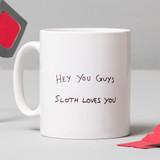 'Hey you guys' Film Club Mug
