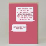 'Get Milk' Text Fail Valentine's Card