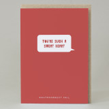 'You're a Sweat Heart' Text Fail Valentine's Card