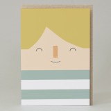 Cabin Boy Card