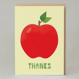 """Thanks"" Apple Card"