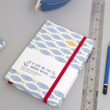 'Catch of the Day' A6 Notebook