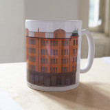 Camphill Gate Architectural Mug