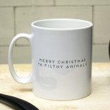 'Filthy Animals' Film Club Mug