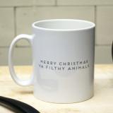 'Filthy Animals' Film Club Mug