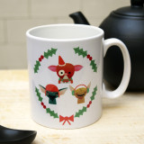Christmas Monsters Film Club Mug