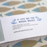 'Catch of the Day' Tea Towel