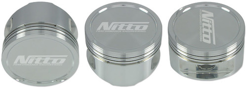 Nitto RB26 Pistons