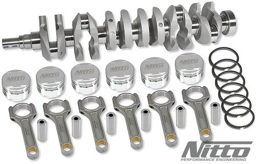 Nitto 2JZ 3.3L Stroker Kit