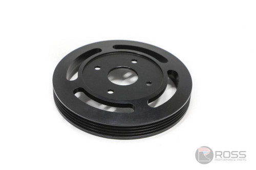 Ross Performance Parts Nissan RB26 Water Pump Pulley (Underdriven 7.5%)