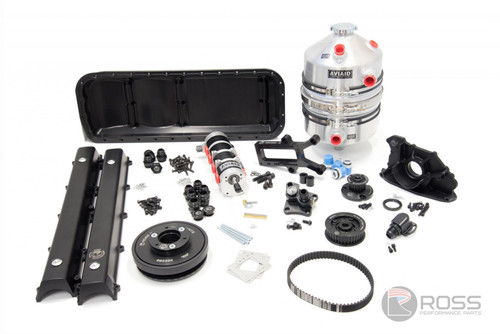 Ross Performance Parts Nissan RB RWD Dry Sump Kit 1