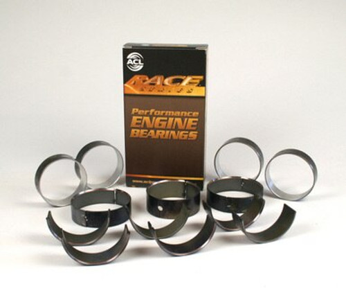 ACL Nissan VQ35DE 3.5L-V6 Standard Size High Performance w/ Extra Oil Clearance Main Bearing Set