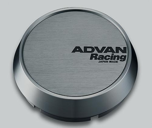 Advan 73mm Middle Centercap - Hyper Black