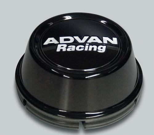 Advan 73mm High Centercap - Black