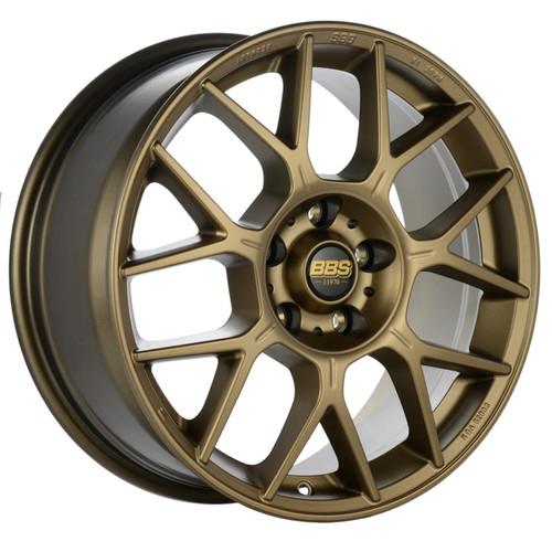 BBS XR 18x8 5x114.3 ET40 Bronze Wheel -82mm PFS/Clip Required