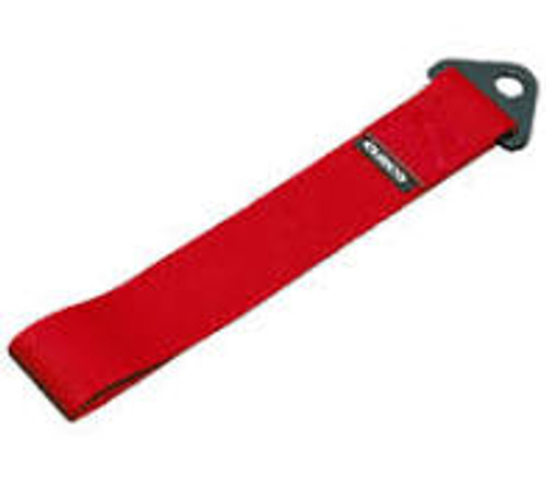 Cusco Universal Tow Strap - Red