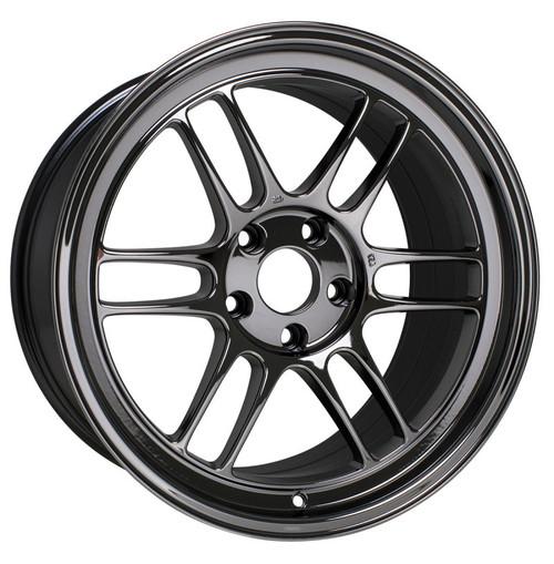 Enkei RPF1 18x10.5 5x114.3 15mm Offset 73mm Bore SBC Wheel G35/350z
