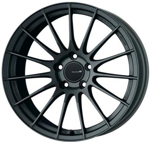 Enkei RS05-RR 18x10.5 15mm ET 5x114.3 75.0 Bore Matte Gunmetal Wheel G35 350z