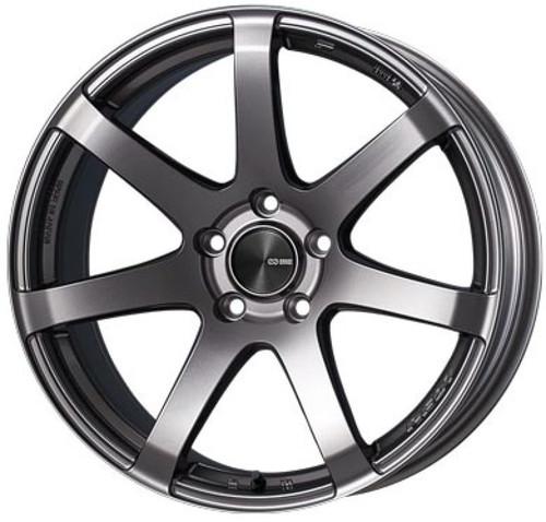 Enkei PF07 18x9.5 5x114.3 40mm Offset Dark Silver Wheel