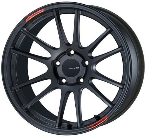 Enkei GTC01RR 18x9.5 5x114.3 22mm Offset Matte Gunmetallic Wheel