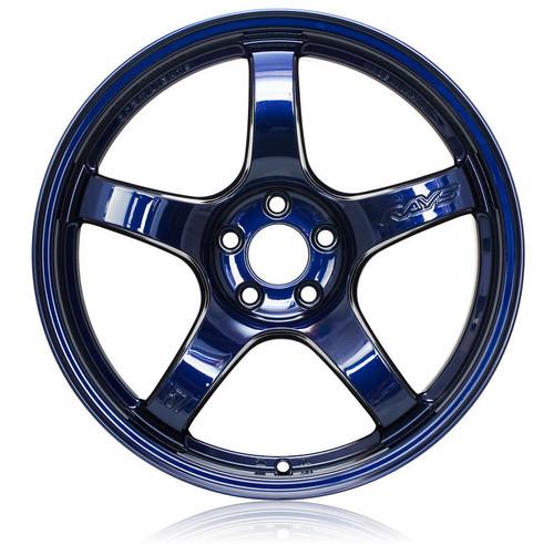 Gram Lights 57CR 18X10.5 +12 5X114.3 Eternal Blue