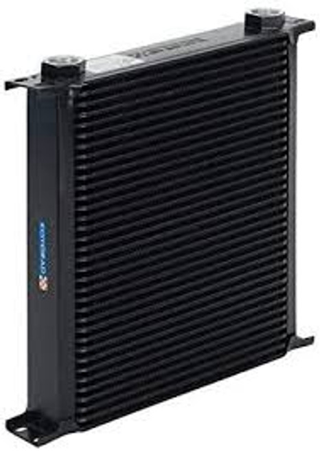 Koyo 35 Row Oil Cooler 11.25 in x 11 in x 2 in (-10AN ORB provisions)