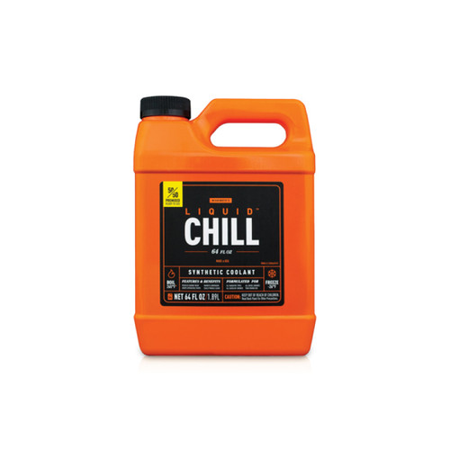 Mishimoto Liquid Chill Synthetic 64oz Engine Coolant - Premixed